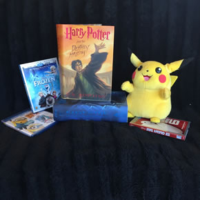 Kids' movies fiction and more
