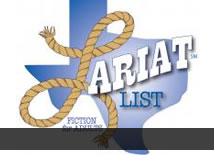 Lariat List of Recommended Adult Fiction